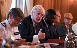 英国新首相公布打击犯罪计划 让公众安心
