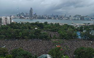 傳中共定9月初平息反送中 港議員促撤條例