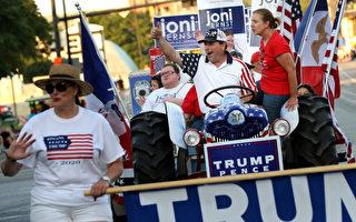 川普民調12問 邀選民共同打造大選戰略
