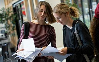 英國高考發榜 被大學錄取中國學生增三成