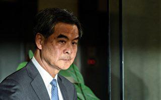 梁振英阻英国挺香港 英议员斥其发流氓信