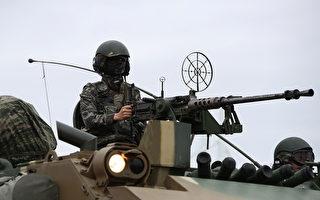 美韩举行联合军演 以电脑模拟为主