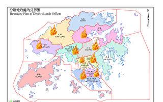 反送中59天 港警發催淚彈覆蓋大半香港