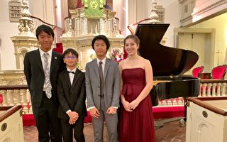 Lancaster国际钢琴音乐节