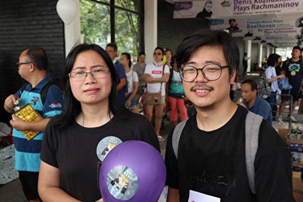 """""""守护孩子未来""""香港父母上街表心声"""