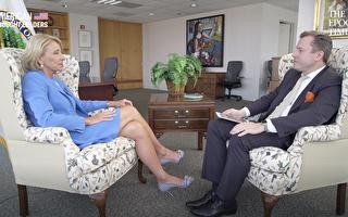 英文大纪元专访:美教育部长谈高等教育战略