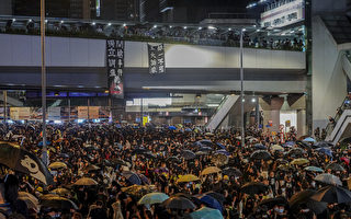 反送中再撼人心!香港小男孩的呼喊感动万人
