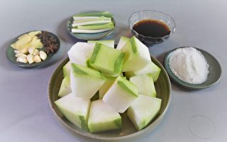 夏日瓜果——冬瓜 煮对方法口感不单一