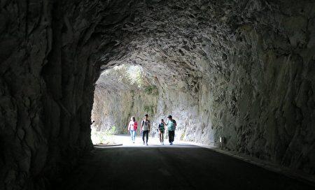 太魯閣峽谷最精采的故事就從這裡開始。
