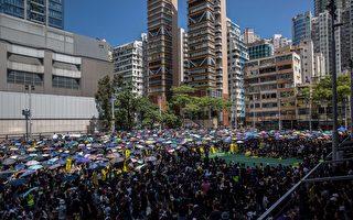 香港大三罷 陸、空交通多停擺