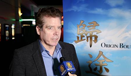 地產公司老闆Scott Davie表示,《歸途》有一種西方電影中少有的真誠和善良。