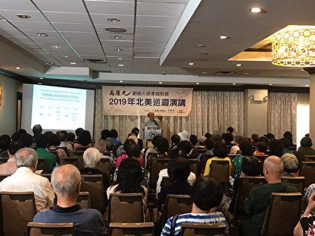前来参加的民众纷纷表示受益良多,并钦佩徐孝锡院长妙手回春的传统医术。