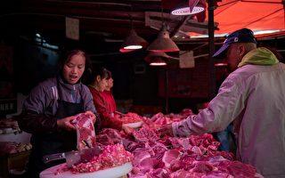 大陆猪肉价上周飙涨4.1% 牛羊肉价皆涨