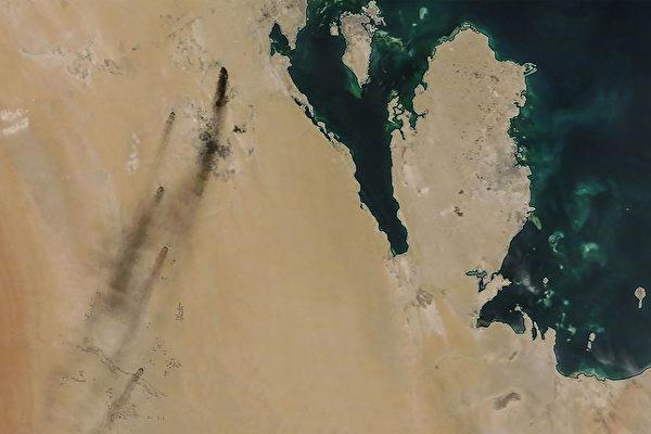 沙特油厂遭袭 白宫:不排除川普会见伊朗总统