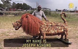 他製作的棺材紅遍世界 連美國總統也買過