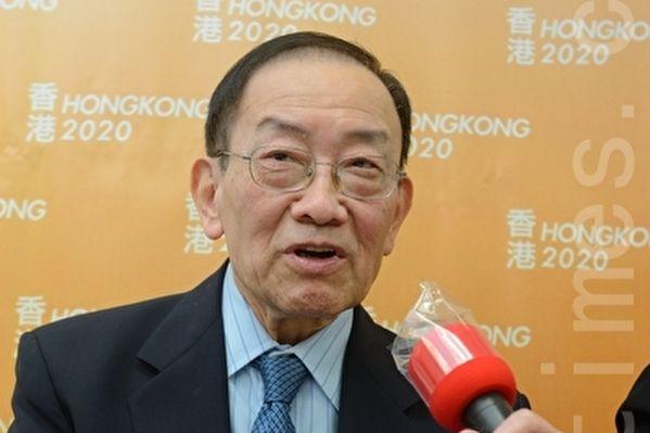 專訪李鵬飛:設獨委會調查和特赦被捕港人