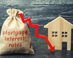 美国长期房贷利率大幅下降
