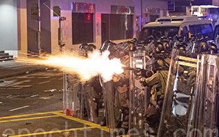 消息:中共招募「警察」和「暴徒」入香港