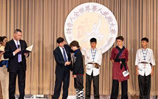 武术大赛推崇传统与武德 选手畅谈体悟