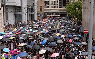 【翻墙必看】大陆武警疑进入香港