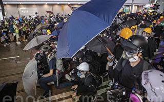 为消失的自由而战 香港市民对勇武派的理解