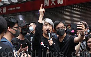 見證日本人海撐香港 阮民安獲廣州人加油打氣