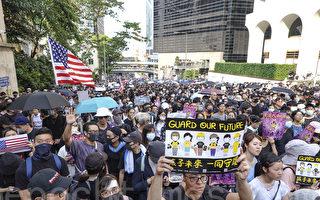 香港人的悲哀:危急關頭要去向國際求救