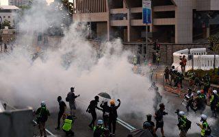 香港抗爭者成立義診平台 解催淚彈後遺症