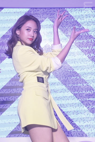 韩国 Mise en scene 魅尚萱发妆品牌发布会