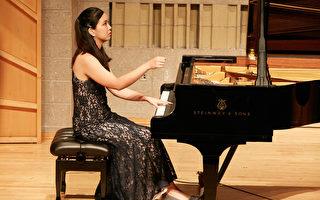 新唐人钢琴大赛 台湾选手:指定曲目真神奇