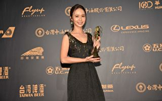 陳明珠獲頒54屆廣播金鐘獎的教育文化節目主持人獎