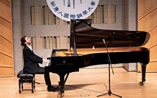 组图:钢琴大赛银奖得主的精彩表演瞬间
