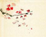 梅花 中国画 (Fotolia)
