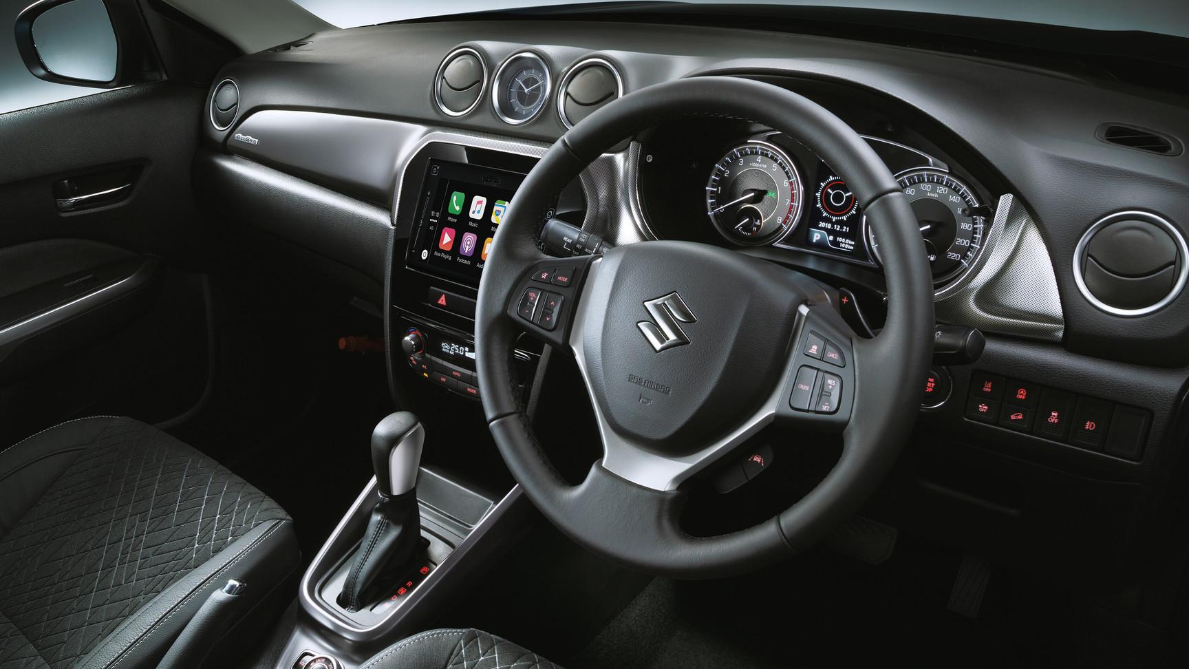 小型SUV——Suzuki Vitara 2019