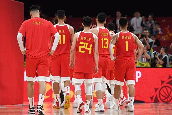 男篮世界杯 东道主中国队1胜2负 无缘16强