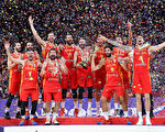 男篮世界杯:西班牙时隔13年后 再度登顶