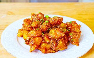 【美食天堂】美式中餐芝麻鸡~美国人的最爱!
