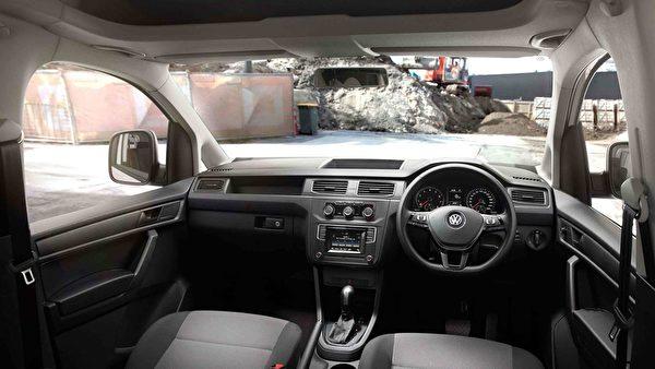 德系高品质小型多功能车:2019 Caddy Van
