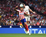 馬德里「德比」平局收場 皇馬登上西甲榜首