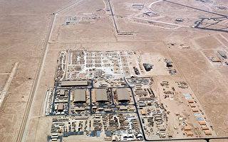 作战行动测试 美军遥控指挥卡塔尔空军基地