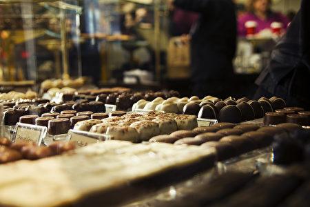 法国巧克力沙龙展是蚂蚁人的必去清单,也是全球最大的巧克力盛会。