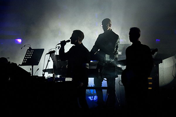 英国知名乐队Massive Attack挺港人