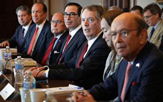 贸易谈判前 传美拟祭金融杀手锏 有何玄机