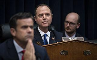 美众院情报委员会公布告密信 川普回应