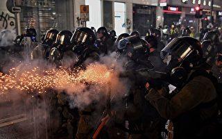 千瑞:香港警察可有一个男儿乎?