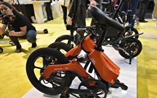 墨尔本小伙设计微型电动车 重量不到10公斤还可折叠