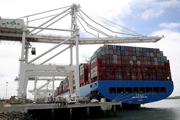 中國大陸借道香港出口量連三個月下降