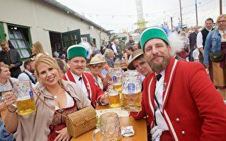 組圖:慕尼黑啤酒節開幕 重頭戲大遊行上場