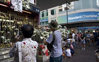 专访香港青年:为自由抗争 不怕白色恐怖
