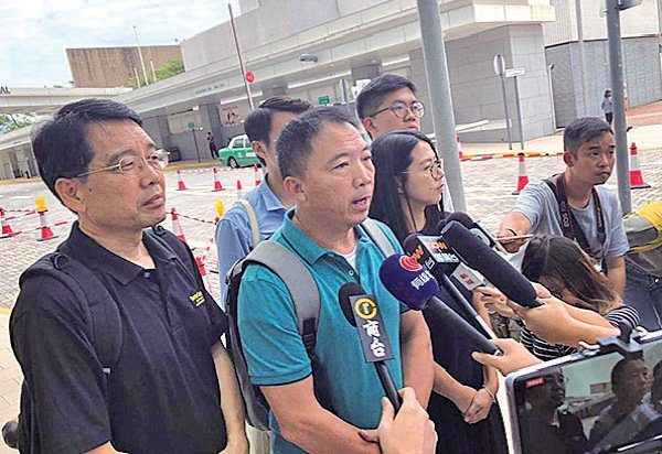「十一」前夕中共僱凶施暴 香港一天釀三案